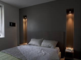 Habitaciones de estilo  por luca bianchi architetto