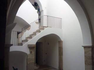 Corridor, hallway by raffaele iandolo architetto