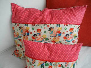 Coussins Bonbons:  de style  par Petits Pinpins