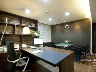 Moderne kantoorgebouwen van 참공간 디자인 연구소 Modern