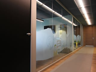 VEN MİMARLIK – CPA Ofis:  tarz Ofis Alanları