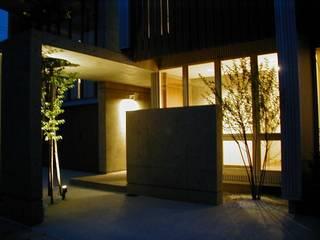 愛車と暮す家 オリジナルな 家 の たわら空間設計㈲ オリジナル