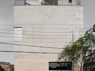Office buildings by NEED21 ASSOCIATES, Asian