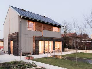 Projekty,  Domy zaprojektowane przez paolo carlesso architetto