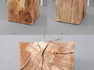 Holzgeschichten SalonesTaburetes y sillas