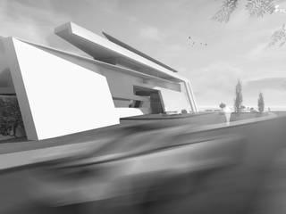 Designstudie Bürogebäude bauen von FLOW