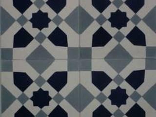 Estilo Victoriano Paredes y suelos de estilo clásico de Suelos Hidráulicos Demosaica Clásico
