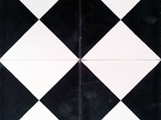 Suelos Hidráulicos Demosaica クラシカルな 壁&床