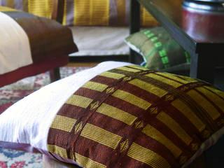 Housse de coussin Dakar City:  de style  par TISS'AME