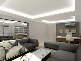 Lab::istanbul – Haşema Ofis Yönetici Odası:  tarz