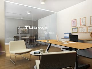 Lab::istanbul – Turyap Bayii Konsept Tasarımı:  tarz