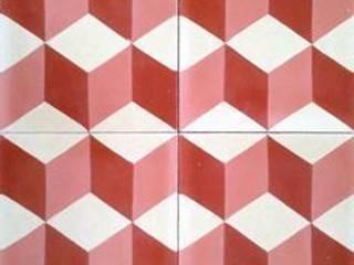 Klassische Wände & Böden von Suelos Hidráulicos Demosaica Klassisch