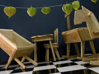Kids' Furniture series:   door Bo Reudler Studio