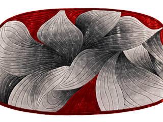 Collection de tapis Gauthier Poulain for Didden&Co par Gauthier Poulain Design Éclectique