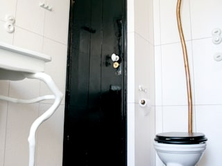 Private Bathroom: moderne Badkamer door Bo Reudler Studio