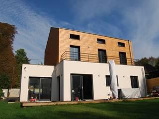 Maison C Maisons modernes par SARA Architecture Moderne