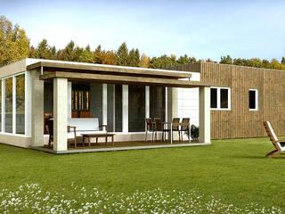 Case moderne di Casas Cube Moderno