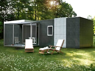 Casas Cube Prefabricated home