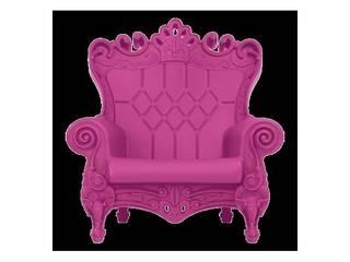 Poltrona Queen of Love:  in stile  di Ad Design