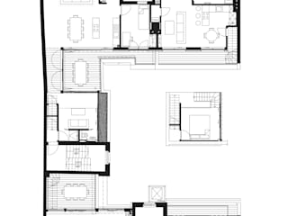 Dachgeschossneubau Rhinower Str. 4 von Faber+Faber Architekten