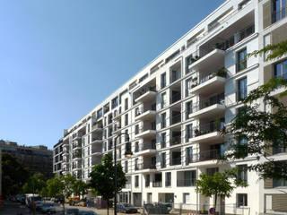 Casas de estilo  por Faber+Faber Architekten, Clásico