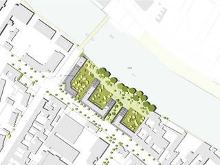 Köpenicker Str. 11/12+14 von Faber+Faber Architekten