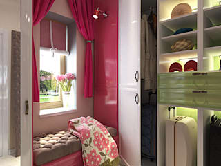Your royal design Eclectic style dressing rooms