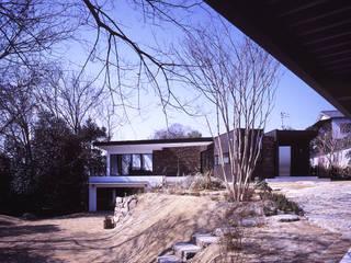 Villa K1 Casas modernas: Ideas, imágenes y decoración de Atelier Boronski Moderno