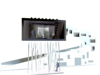 Chiba - Unbuilt de Atelier Boronski