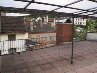 Балконы и веранды в эклектичном стиле от Karl Kaffenberger Architektur | Einrichtung Эклектичный