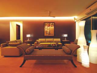 Modern Living Moderne Wohnzimmer von The Orange Lane Modern