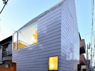 Minimalist house by Niji Architects/原田将史+谷口真依子 Minimalist