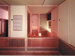 Classic style media room by 株式会社 山本富士雄設計事務所 Classic