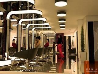 Saloon Interiors: modern  by MRN Associates,Modern