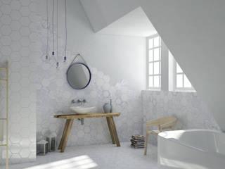 Moderne Badezimmer von Ceramiche Addeo Modern
