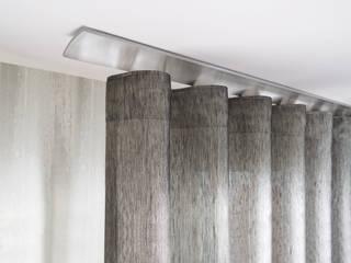 """Wellenvorhang """"W2"""":   von interstil Vorhanggarnituren"""