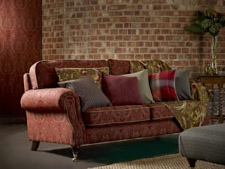de estilo colonial por Indes Fuggerhaus Textil GmbH, Colonial