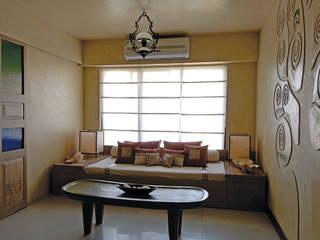 Colourful Living Salon moderne par The Orange Lane Moderne