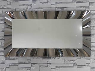 Anadolu Ayna – Dalgalı Dikdörtgen Ayna:  tarz