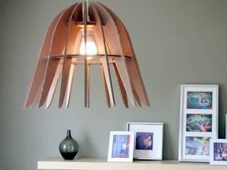 Fabriquez vos luminaires en carton recyclé par L'Atelier Chez Soi Moderne