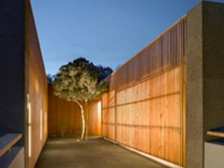Ferienhaus Huse Vitznau Moderne Häuser von alp - architektur lischer partner ag Modern