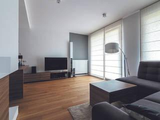 I_003: styl , w kategorii Salon zaprojektowany przez SNCE Studio,