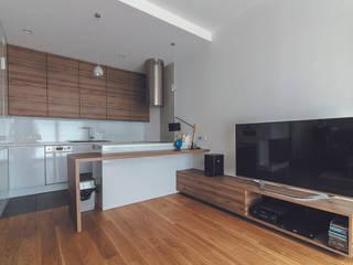 Nhà bếp by SNCE Studio