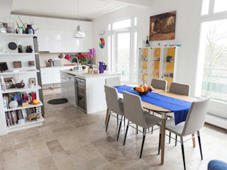 Modern Dining Room by Lise Compain Modern