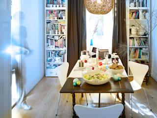 Dining room by Yeh Design