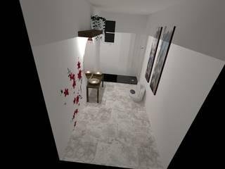 Diseños en 3D de todos nuestros espacios:  de estilo  de Decorando tu espacio