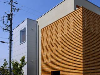 A of 4C モダンな 家 の アトリエ ヴォイド・セット一級建築士事務所 モダン
