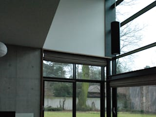 Salon de style  par SDA - SZCZEŚNIAK DENIER ARCHITEKCI