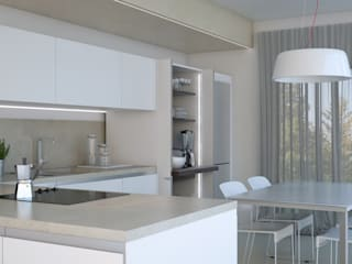 Maisons modernes par Onlydesign Moderne