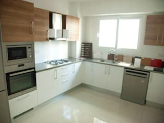 ÖZYALÇIN CONSTRUCTION Kitchen